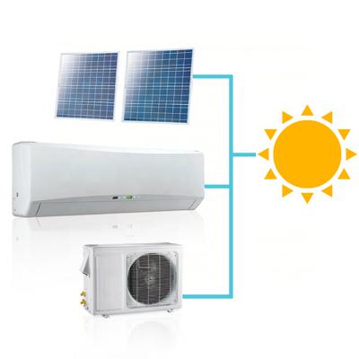 Kunnen zonnepanelen energie leveren voor een airco?