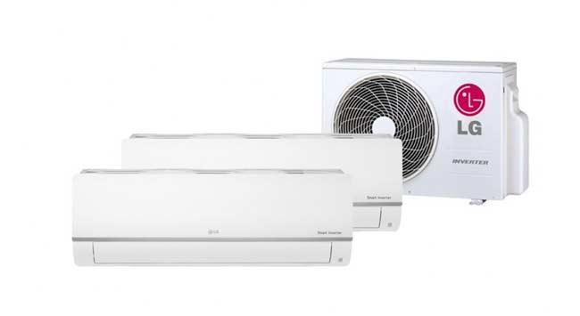 Multi-split airconditioner kiezen