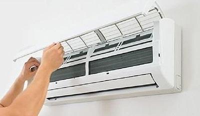 Hoe wordt een airconditioning systeem onderhouden?