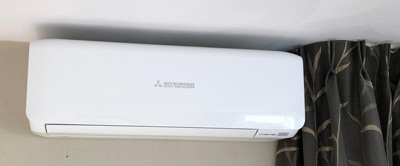 Wat is een wandmodel airco?
